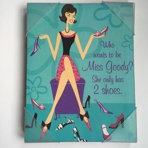 Shoes - Brand New Canvas for a True Shoe Lover!